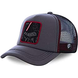 Capslab Darth Vader Trucker Cap Star Wars Grey - One-Size