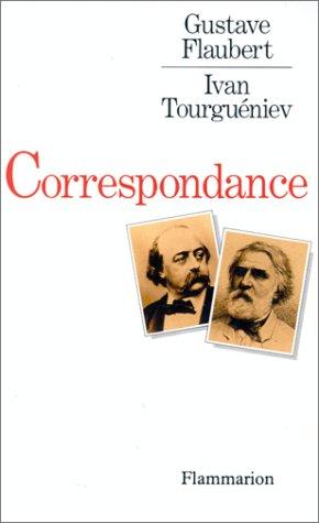 Correspondance par Ivan Tourgueniev