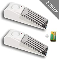3 Stück Türstopper Alarmfunktion Haustüralarm Türsicherung Türalarm Tür Stopper