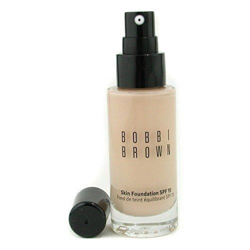 Bobbi Brown Makeup Foundation Skin Foundation SPF 15 Nr. 2 Sand 1 Stk.