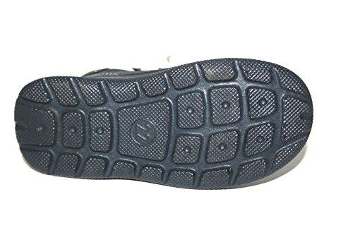 Jela Kinder Jungs Mädchen Schuhe Stiefeletten Blau (dunkelblau/weiss) Blau (Dunkelblau/Weiss)