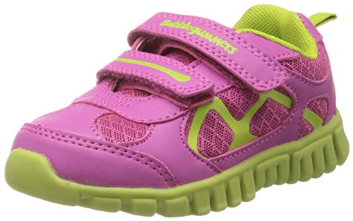 Bubblegummers Baby Girls Concept Pink First Walking Shoes - 7C UK (1115065)
