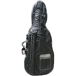 Primavera CC005N - Funda para violonchelo (acolchado)