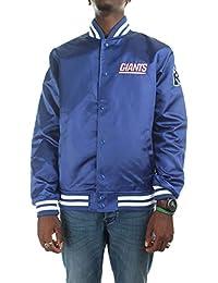 New Era New York Giants NFL F O R Sateen Bomber College Jacket Jacke a8c6cf7dde4