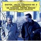 Bartók: Violin Concert No. 2 / Rhapsodies Nos. 1 & 2