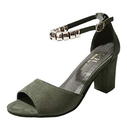 Bluelucon Damen Flache Badesandale Sandalen Zehentrenner Schuhe Übergröße Sommerschuhe Strandschuhe Pantoletten -
