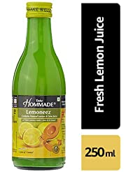 Dabur HommadeLemoneez (Natural Lemon and Lime Concentrate) - 250ml