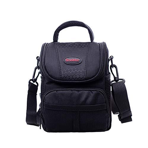 Camera Bag, Professional Wear resistentes Little DSLR-Kamera-Backpack für Canon, Nikon, Sony, Olympus, Samsung, Panasonic, Pentax und mehr Kameras und Zubehör (Professional Kamera Panasonic)
