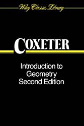 Introduction To Geometry 2e P (Wiley Classics Library)
