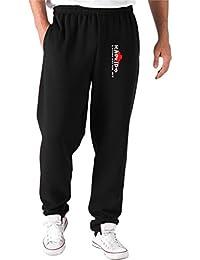 Cotton Island - Pantalones Deportivos TAM0022 dark hapkido tshirt