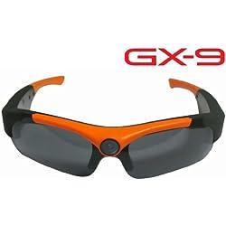 SportXtreme OverLook GX-9 occhiali con videocamera HD incorporata, grandangolo 135°