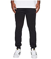 adidas Originals Mens Utility Sweatpant, Black, 2XL