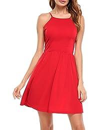 Rotes kleid kurz gunstig