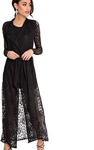 womens-alsa-black-lace-waterfall-duster-jacket-size-6