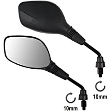 A-Pro Rearview Mirrors Scooter M10 Motorcycle Motor Bike Handlebar universal Art-Land