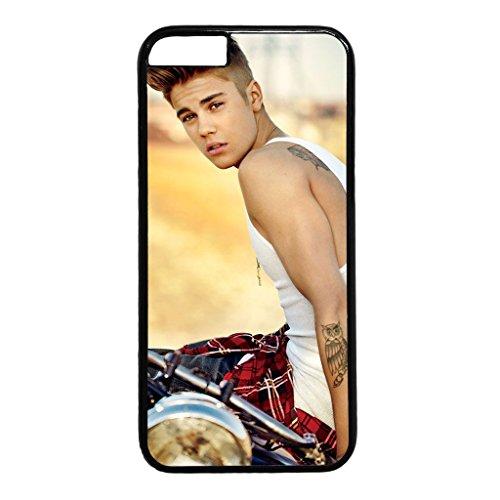 icustomonline Schutzhülle für iPhone 6Pc, Justin Bieber Ultimate Schutz Schutzhülle für iPhone 6Pc