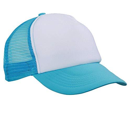 Myrtle Beach - Trucker Mesh Cap 'Classic' / white/pacific, One Size -