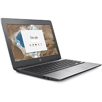 HP Chromebook 11-v001na 11.5-Inch Laptop - (Silver) (Intel