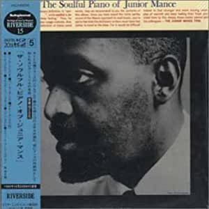 soulful piano of junior mance junior mance. Black Bedroom Furniture Sets. Home Design Ideas