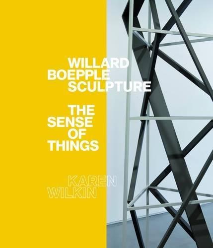 Willard Boepple Sculpture Cover Image