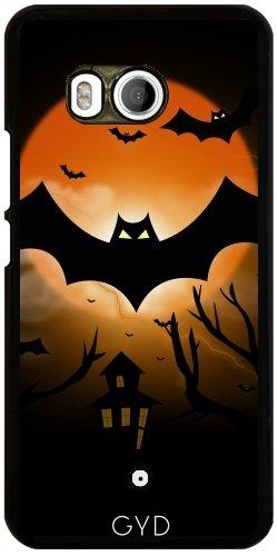 DesignedByIndependentArtists Hülle für HTC U11 - Fröhliches Halloween by ()