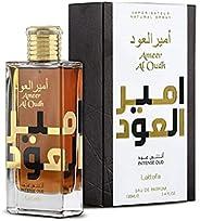 Lattafa Ameer Al Oudh Intense Oud Eau De Parfum, 100 Ml