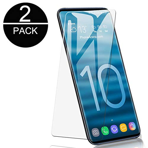 Vetro Temperato Samsung Galaxy S10E/S10 Lite [2 Pack] Premium Pellicola Protettiva Film Ultra Resistente Screen Protector Proteggi Schermo per Samsung Galaxy S10E/S10 lite 5.8'