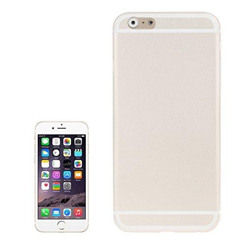 Phone case & Hülle Für iPhone 6 Plus, 0,3 mm Ultra-dünne Polycarbonat Material PC Schutz Shell, Transparente Version / Matte Edition ( Color : Magenta ) Transparent
