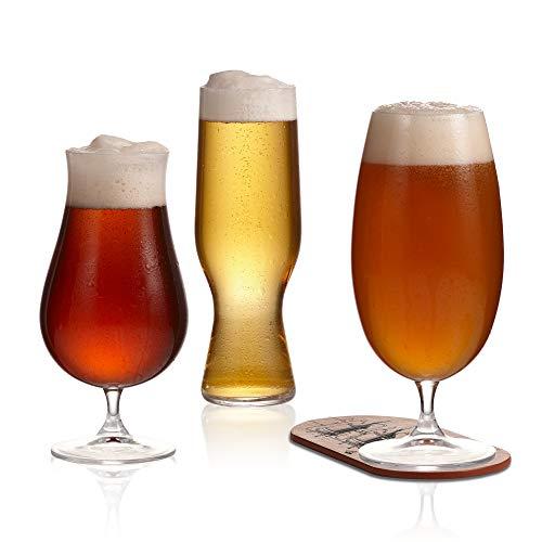 Artisan Beer Craft Biergläser, verschiedene Farben -