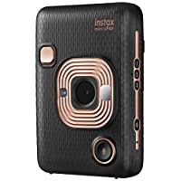 Fujifilm Instax Liplay Siyah Fotoğraf Makinası
