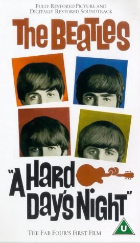 Price comparison product image A Hard Day's Night [VHS] [1964]