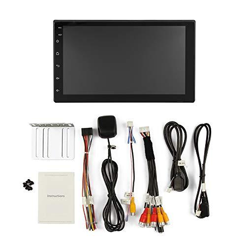 CUHAWUDBA 7 Zoll HD Mp5 Spieler Auto Doppel Barren Im Allgemeinen Für Android GPS Navigation Integrierte Maschine Mit Kamera -9218