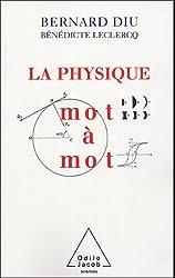 La physique mot à mot
