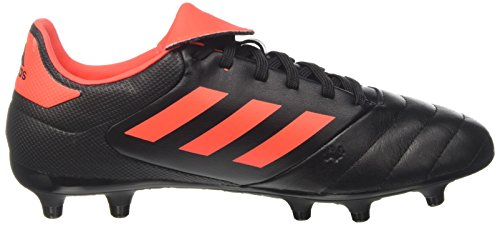 adidas Copa 73 Fg, Chaussures de Football Homme Rouge (Core Black/solar Red)