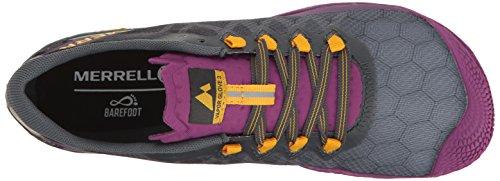 Merrell Vapor Glove 3, Running Femme Gris (Turbulence)