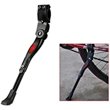 """Reemplazo de aleación de aluminio de la bici / de la bicicleta pata de cabra de 24 """"/ 26"""" Neumático Negro"""