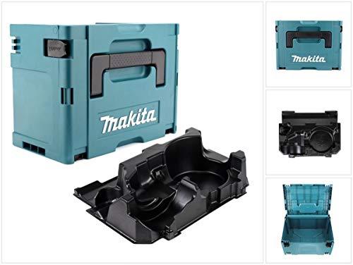 Makita MAKPAC 3 Systemkoffer + Einlage für Makita DGA 504/505