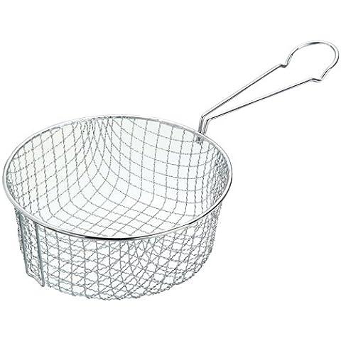 Kitchen Craft - Cesta redonda para frituras