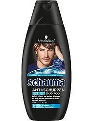 Schauma Anti-Schuppen Intensiv Shampoo, 4er Pack (4 x 400 ml)