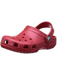 Crocs ClscK Ppr M3/W5 - Zuecos infantiles