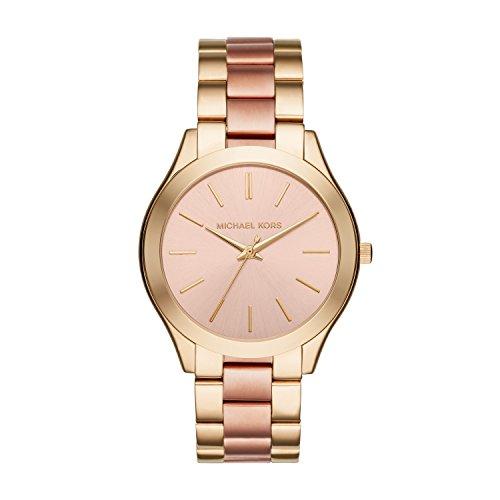 621ff3581da6 Michael Kors MK3493 - Reloj de cuarzo con correa de acero inoxidable para  mujer