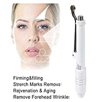 BIXINYAAN Hyaluronic Acid Syringe,Noninvasive Nebulizer Hyaluronic Acid Syringe Deep Replenishment Restore Skin Elasticity