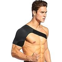 Doact Sport Schulterbandage, Leichtes Gewicht Verstellbare Schulterbandage für Schulter Schmerzlinderung - für... preisvergleich bei billige-tabletten.eu