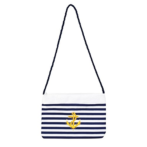 asche Navy (Halloween Taschen Amazon)