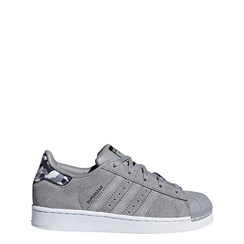 Adidas Superstar C, Zapatillas de Deporte Unisex niño, (Gris 000), 31 EU