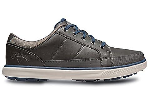 Callaway Sea Sport Golf Shoes–Man grey grey Size:42.5 (M)