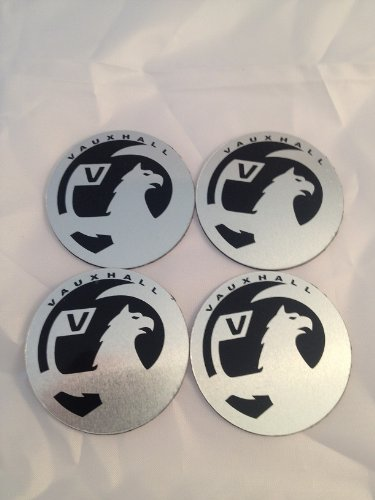 Preisvergleich Produktbild Aufkleber mit Vauxhall-Emblem für Radkappen,  55 mm