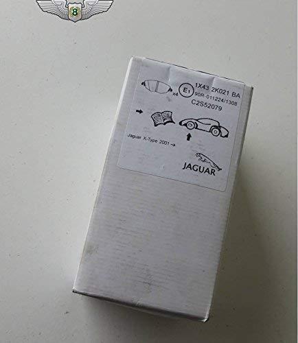 Jaguar X Type originale-Cuscinetti dei freni anteriori, C2S52079 Kit