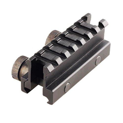 VERY100 21mm Weaver Picatinny Schiene Verlängerung Erhöhung Zielfernrohr Montage