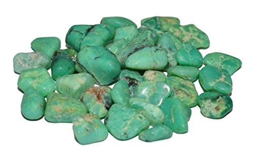 crisoprasa piedras preciosas getrommelt 189.5quilates